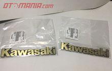Jangan Salah Sangka, Harga Emblem Kawasaki Binter Ini Bisa Buat Makan-makan Sekeluarga