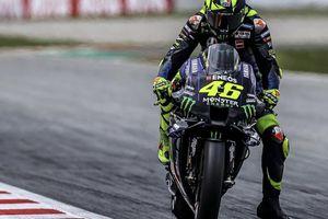 Kabar Buruk, Valentino Rossi Terancam Gagal Comeback pada MotoGP Eropa 2020