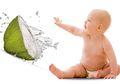 Berbagai Manfaat Tak Terduga Memberikan Air Kelapa Untuk Bayi