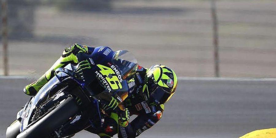 Digoda Bergabung Suzuki di MotoGP Begini Jawaban Valentino Rossi