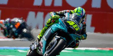 Akhiri Karier MotoGP, Valentino Rossi Harus Tutup Layaknya Juara yang Hebat