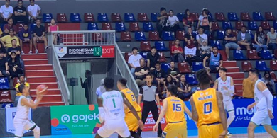 Demi Basket Indonesia, Louvre Surabaya Terima Keputusan Penundaan IBL