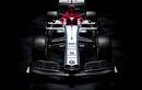 Resmi! Inilah Penampakan Mobil Baru Alfa Romeo Racing F1 2019