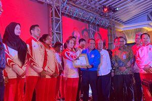 Instruksi Presiden, Bonus Peraih Medali SEA Games 2019 Ditambah