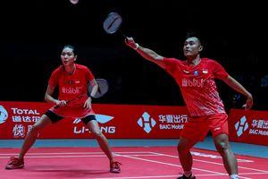 Hasil Thailand Masters 2020 - Hafiz/Gloria Menangi Laga Derbi dan Melesat ke Semifinal