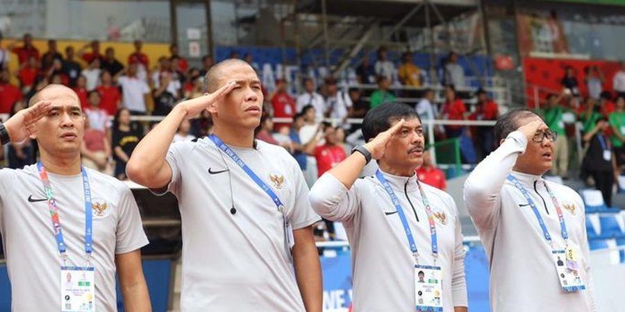 Indra Sjafri Pastikan Pasukannya Tidak Stres Jelang Final SEA Games 2019