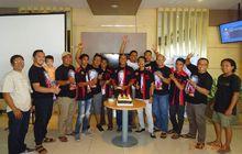 Toyota Agya Club Chapter Bali Ultah Ke-3 Sekaligus Pilih Pengurus Baru