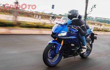 Riding Harian Pakai Yamaha New R25, Kok Begini Rasanya?