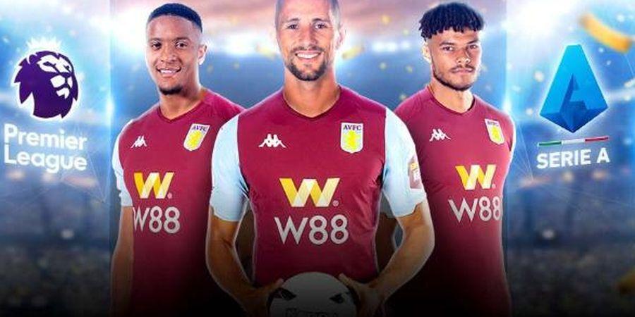 Perusahaan Game Online Top Jadi Bagian Kekuatan Baru Aston Villa di Liga Inggris 2019-2020