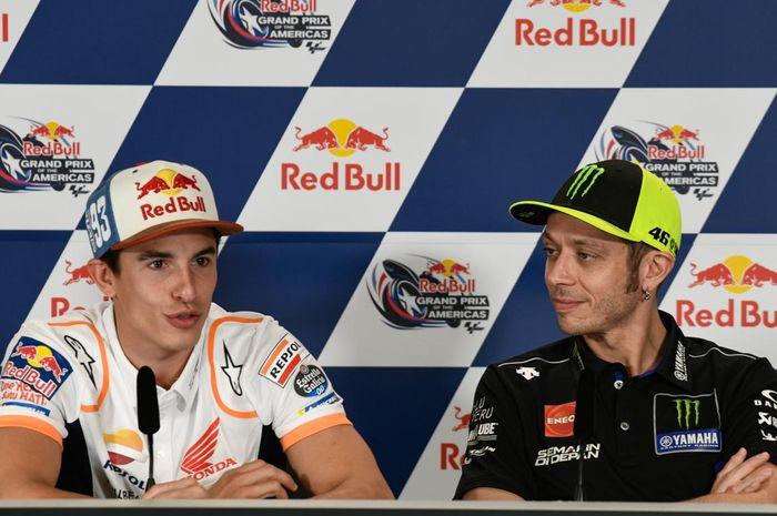 Legenda MotoGP, Giacomo Agostini membicarakan Marc Marquez yang diam-diam mengagumiValentino Rossi di MotoGP 2021