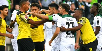 Hasil dan Klasemen Bundesliga - Tanpa Erling Haaland dan Bermain 10 Orang, Borussia Dortmund Telan Kekalahan Kedua