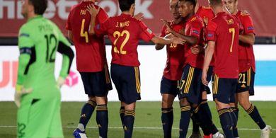 Prediksi EURO 2020 - Spanyol vs Swedia, Tekad Menang Meski Kurang Optimal