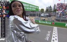 Bikin Kaget...Bendera Finish Berkibar Sebelum Balap F1 Selesai, Kalau Tak Ada Counter Lap, Disangka Udah Finish