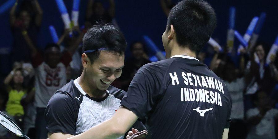Jadwal Semifinal Kejuaraan Dunia 2019 - Ganda Putra Gelar Derbi Indonesia