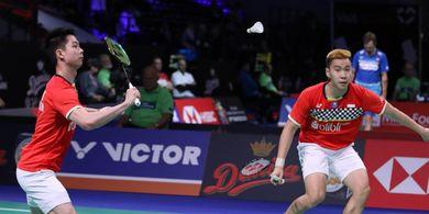 Denmark Open 2019 - Tembus Semifinal, Marcus/Kevin Waspadai Lawannya