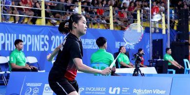 Hasil Bulu Tangkis SEA Games 2019 - Ruselli Sumbang Medali Perak