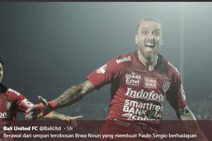 Paulo Sergio Absen Latihan Tim Sejak Awal, Pelatih Bali United Beberkan Alasannya