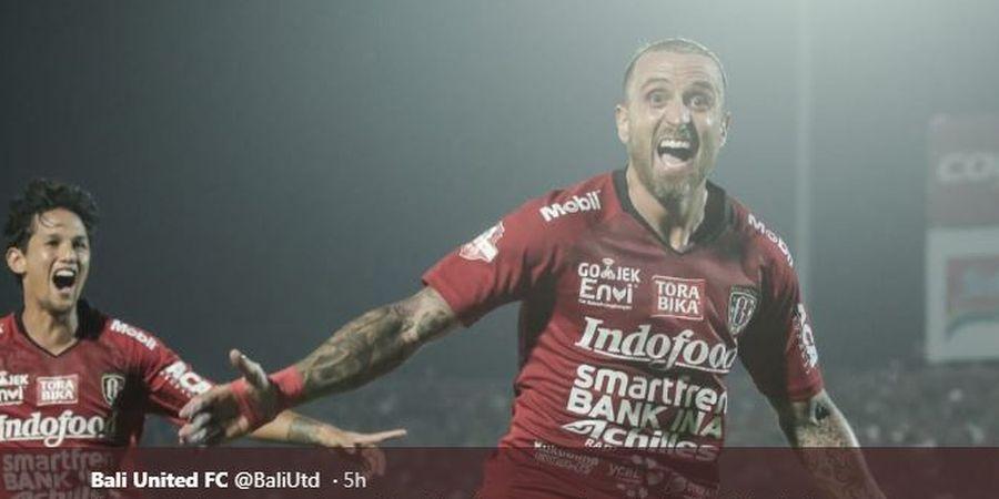 Ada Pekerjaan Rumah untuk Pemain Bali United dari Stefano Cugurra