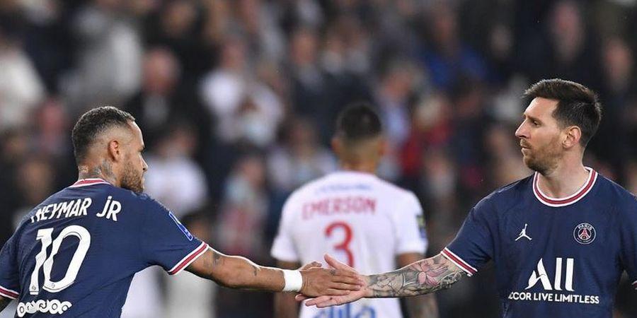 PSG Tak Bisa Diperkuat Lionel Messi dan Neymar, Mauricio Pochettino Frustrasi
