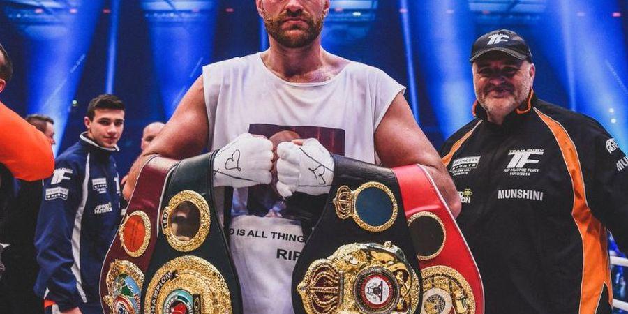 Tyson Fury Ingin Jajal Juara UFC Setelah Duel kontra Deontay Wilder