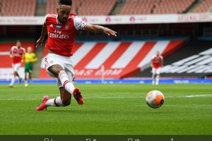 Aubameyang Bersedia Bertahan di Arsenal, tetapi Ada Syaratnya