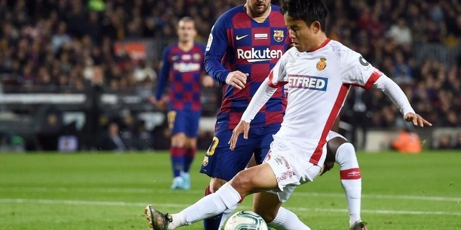 Viral, Video Lionel Messi Dikolongin Kembarannya dari Jepang