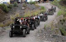 Status Gunung Merapi Waspada, Masih Bisa Wisata Offroad di Lereng Merapi  Enggak Ya?
