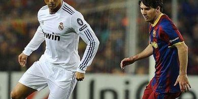 Bukan Van Dijk, Ronaldo dan Messi Ungkap Bek Tersulit yang Pernah Dihadapi