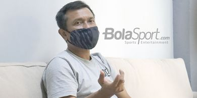 Liga 1 2020 Diundur, Pelatih Persita Widodo Cahyono Putro Beri 2 Pesan