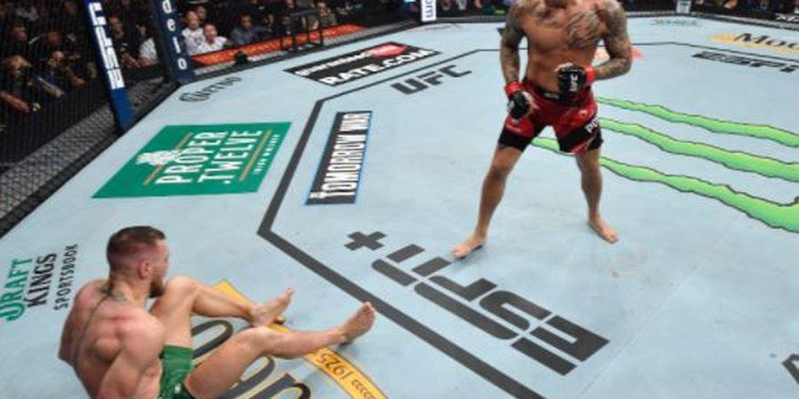 Conor McGregor Klaim Sudah Alami Cedera Sebelum Duel Lawan Dustin Poirier