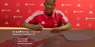 Ajax Amsterdam Miliki Kapten Muda Timnas Belanda Bernama Jawa