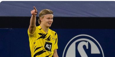 Kontra dengan Mino Raiola, Petinggi Dortmund Yakin Haaland Tidak Diminati Banyak Klub