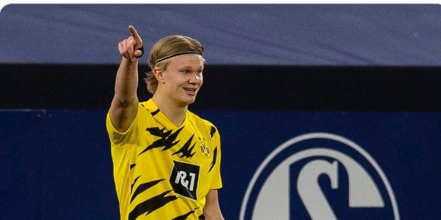 Erling Haaland Hanya Ingin Hijrah ke 6 Klub Top Dunia, Salah Satunya Man United