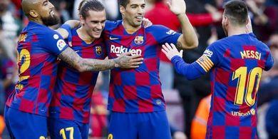 Barcelona Vs Bayern Muenchen - Die Roten Hadapi Tim Terbaik Dunia