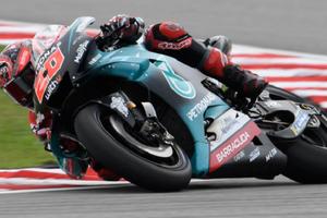 MotoGP Valencia 2019 - Fabio Quartararo Ogah Disebut Pembalap Spesialis Hari Sabtu