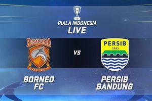 Racikan Jitu Mario Gomez pada Borneo FC Hancurkan Persiapan Persib Bandung yang Matang
