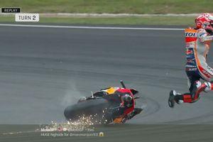 Simpati Valentino Rossi terhadap Honda yang Merana Tanpa Marc Marquez di MotoGP 2020