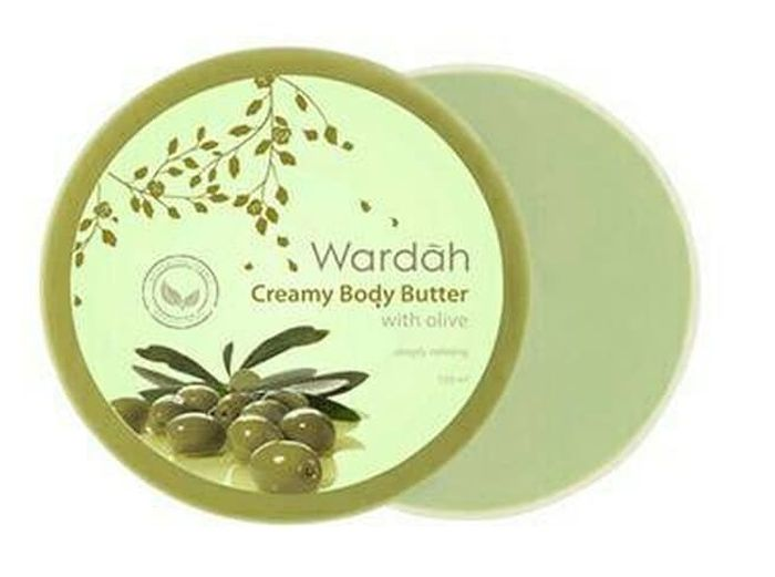 Wardah Body Butter - Olive