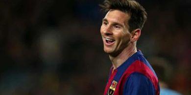Barcelona Tak akan Jadikan Lionel Messi Pemain Ilegal di Tempat Latihan