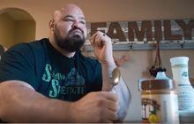 VIDEO Rezim Diet Atlet World's Strongest Man, Sarapan 8 Telor dan 7 Kali Makan Sehari!