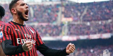 Sempat Gagal di Real Madrid, Theo Hernandez Kini Jadi Rebutan Tim Besar Eropa