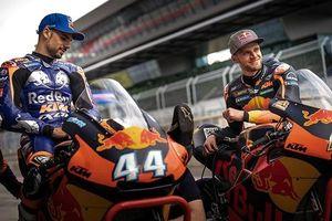 Pembalap KTM Ini Girang Bisa Kembali Bereuni dengan Rekan Lawas di MotoGP 2021