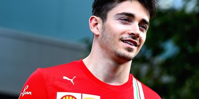 Makin Ngebut di F1, Charles Leclerc Sebut Michael Schumacher Penyebabnya