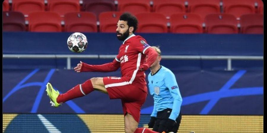 Mantan Pelatih Dukung Mohamed Salah Pindah ke Real Madrid