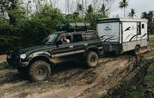 Musim Libur Segera Tiba, Yuk Camping Pakai Trailer Ala Samarauke
