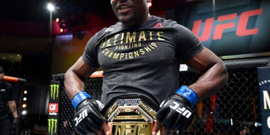 Francis Ngannou Hati-hati, Si Penantang Gelar Kelas Berat UFC Yakin Bisa Bikin Dia KO