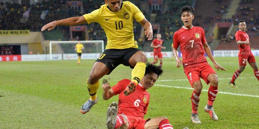 Pemain Timnas Malaysia, Safawi Rasid Belum Pikirkan Pergi ke Klub Portugal
