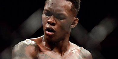 UFC Vegas 33 - Bahaya! Pembawa Kutukan Patah Kaki Gentayangi Israel Adesanya