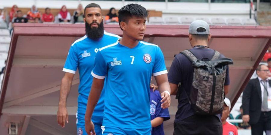Resmi, Eks Pemain Arema FC dan PSS Sleman Gabung Bhayangkara FC