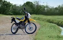 Suzuki Siapkan Rencana Garap Trail 150 Cc, Kembangkan Mesin DR200S